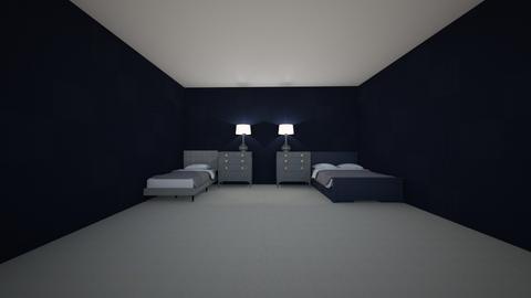 big kids room  - Classic - Bedroom  - by Nourah_93689