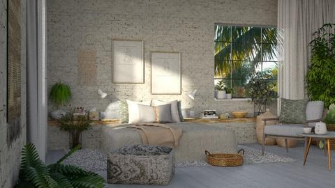 Sunrise - Feminine - Bedroom  - by Claudia Correia