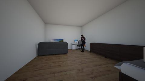 davaj romme - Bedroom  - by stepan34324