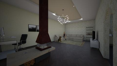 FDA - Living room - by edgarkhalatyan2002