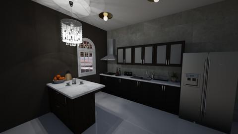 My Kitchen 3 - Kitchen  - by anirah