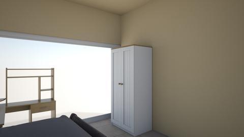 ROOM1 - Bedroom  - by s4152637s55808