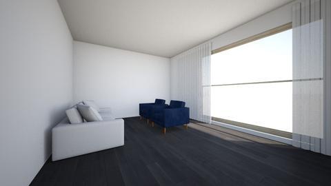 BirightWhite - Minimal - Living room - by tena9