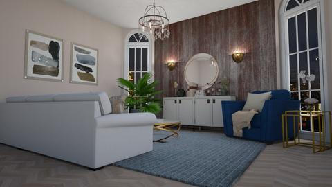 Elegant - Living room - by ivana_lol