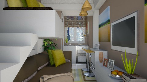 SmallSpace - Modern - by channing4