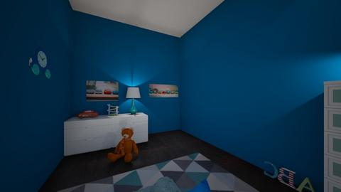 4 year old - Bedroom - by thatssooverthetopp