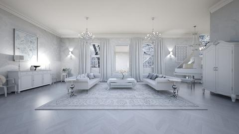 WONDERFUL WINTER WHITE - Classic - by RS Designs