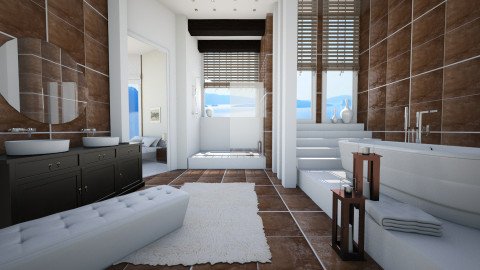 bath and suite - Bathroom  - by Senia N