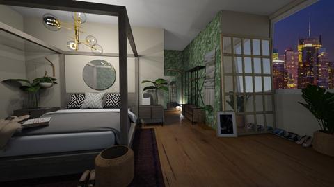 My Bedroom - Bedroom  - by Homestyler2020