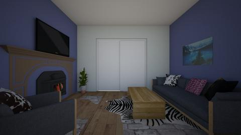 Living room relaxed - Classic - Living room  - by WibbleWobble