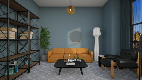 Living For Jarvis - Eclectic - Living room  - by 3rdfloor