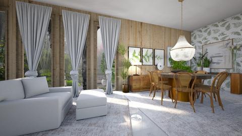 plantas - Dining room  - by ana111