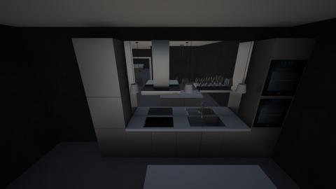 keuken en woonkamer - Living room - by 137455