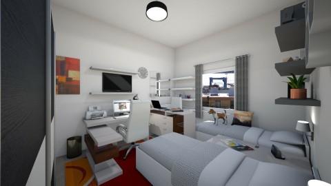 Bedroom new - Bedroom - by Strandreas