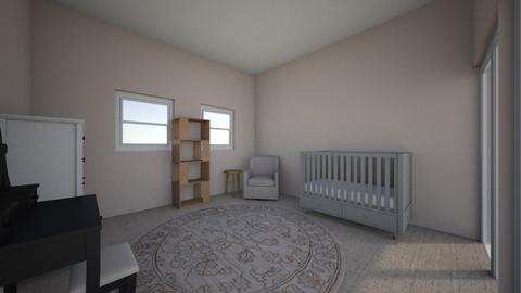 gems bedroom - Kids room  - by Hayley Osborn