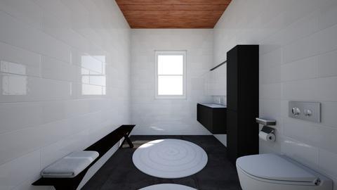Own bathroom - Bathroom - by Menahkarimi