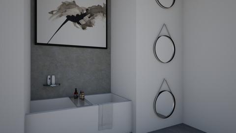 Modern Bath - Modern - Bathroom - by colorful life