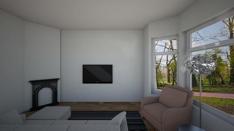 Dnevna soba2 - Living room - by makijeki