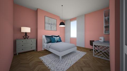 2bed - Bedroom  - by Matthew James Woods