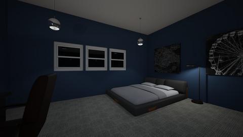 Arsh future room - Modern - Bedroom  - by arsh123456789