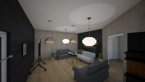 my house - Living room  - by hmodikh