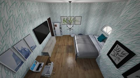 My Dream Bed Room - Bedroom  - by Jadeoo7