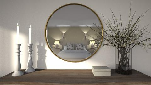Linden Bedroom 2 - Modern - Bedroom  - by Claudia Correia