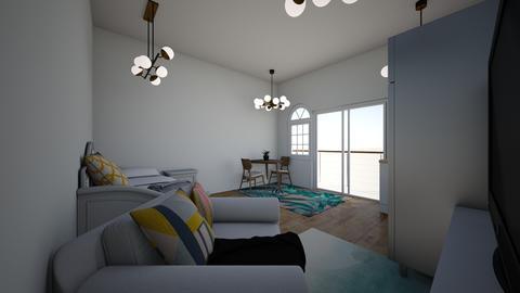 city apartment - by cinderella1111