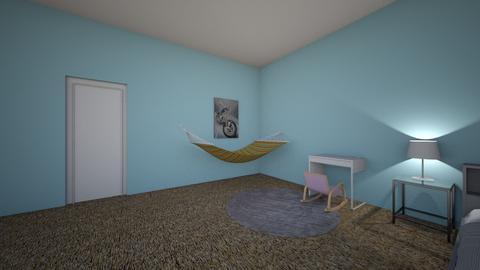 Rowans room - Modern - Bedroom  - by Shaun2008