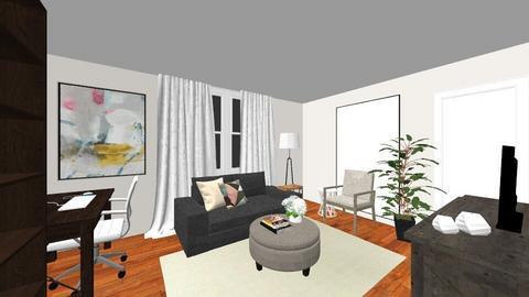 P LIVING - Living room  - by imvidal24