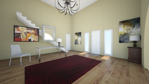 Entrance Room - Glamour - by David Wood_332