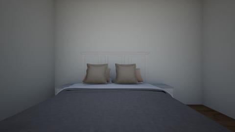 Bed - Bedroom - by Marija1233