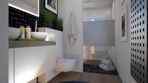 Bathroom TU - Bathroom  - by L A Y S K A