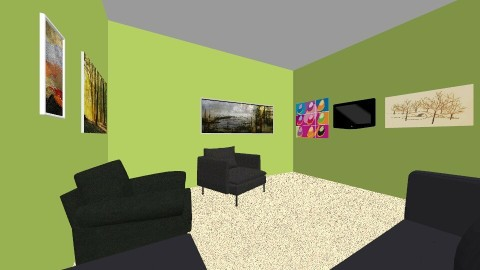 Not finished - Modern - Bedroom - by tcallahan