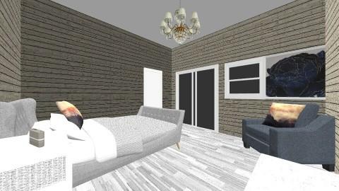 r2d2 - Bedroom - by doodlebug5