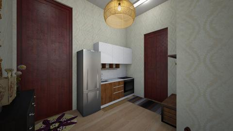 appartment kitchen - Kitchen  - by VI2292