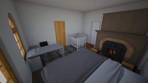 Bedroom I - Bedroom  - by bartagabri