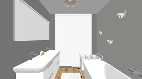 Fake Bathroom - Bathroom  - by Danielle_Lewis
