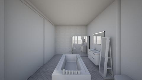 aleenahbroom mums version - Bathroom  - by moon_safi