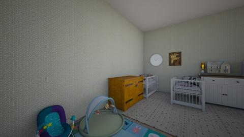 kids - Kids room  - by SGOCA_18