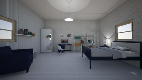 bedroom - by majamm