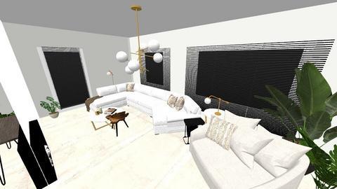 Heislagsebaan - Living room  - by Jenniferdasss