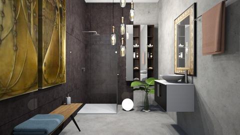 bathroom3 - Bathroom  - by Llamacorn12