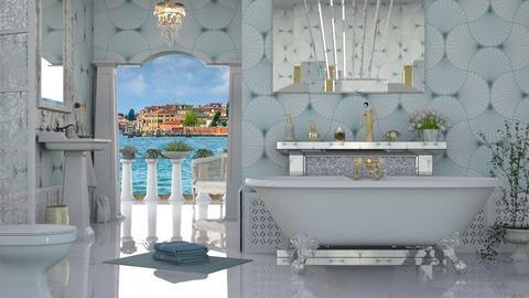 M_Art Deco - Bathroom  - by milyca8