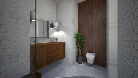 b4 - Bathroom  - by Patrycja Rychlik