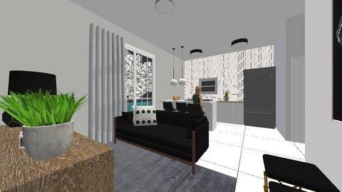 003 - Living room  - by luanasantos_