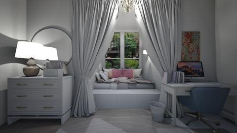 bunk room - Bedroom  - by jannahoman