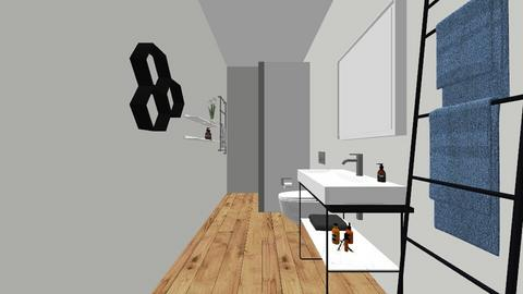 house - Bathroom  - by Zetko