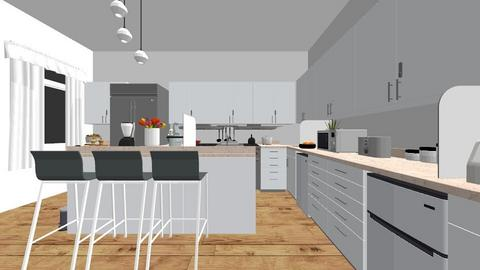 Moms Dream Kitchen - Kitchen  - by Palams2003