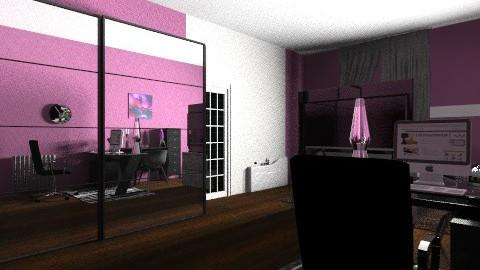beths dream room x - Bedroom - by ellielou02